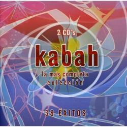Kabah - La Mas Completa Coleccion CD Cover Art