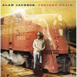 Jackson, Alan - Freight Train CD Cover Art