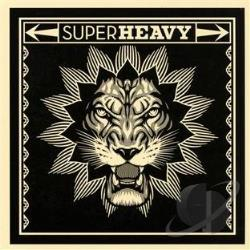 Superheavy - SuperHeavy CD Cover Art