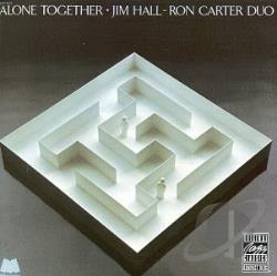 Hall, Jim - Alone Together CD Cover Art