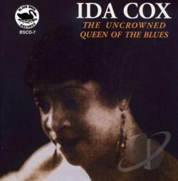 Cox, Ida - Uncrowned Queen of the Blues CD Cover Art