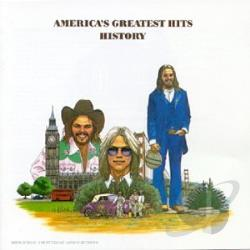 America - History: America's Greatest Hits CD Cover Art