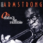 Armstrong, Louis - Oh Didn't He Ramble CD Cover Art