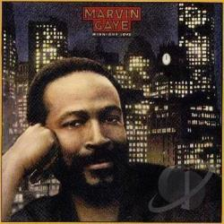 Gaye, Marvin - Midnight Love CD Cover Art