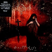 Opeth - Still Life CD Cover Art