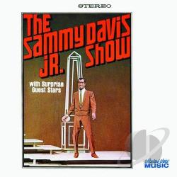 Davis, Sammy Jr. - Sammy Davis, Jr. Show CD Cover Art