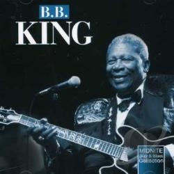 King, B.B. - Precious Lord CD Cover Art