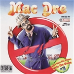 Mac Dre - Don't Hate The Player, Hate The Game #3 CD Cover Art