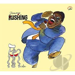 Rushing, Jimmy - Une Anthologie CD Cover Art