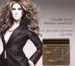 Dion, Celine - Taking Chances CD Cover Art