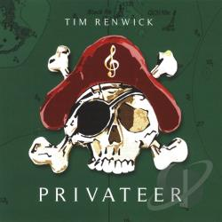 Renwick, Tim - Privateer CD Cover Art