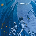 Hyperstory CD Cover Art