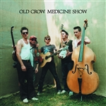 Old Crow Medicine Show - O.C.M.S. DB Cover Art