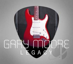 Moore, Gary - Legacy CD Cover Art
