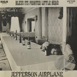 Jefferson Airplane - Bless Its Pointed Little Head CD Cover Art
