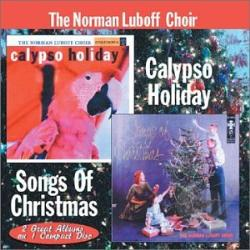 Luboff, Norman - Calypso Holiday/Songs of Christmas CD Cover Art