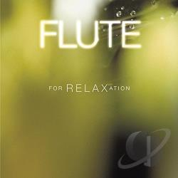 Flute for Relaxation CD Cover Art
