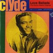McPhatter, Clyde - Love Ballads CD Cover Art