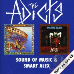 Adicts - Sound of Music/Smart Alex CD Cover Art