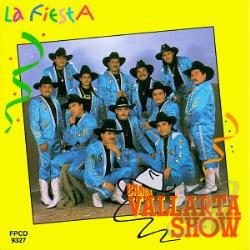Banda Vallarta Show - La Fiesta CD Cover Art