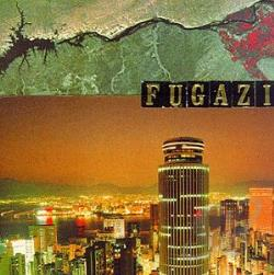 Fugazi - End Hits LP Cover Art