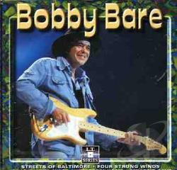 Bare, Bobby - Detroit City CD Cover Art