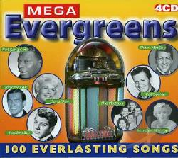 Evergreens - Evergreens CD Cover Art