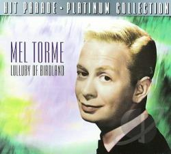 Torme, Mel - Lullaby Of Birdland CD Cover Art
