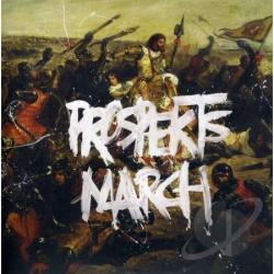 Coldplay - Prospekt's March CD Cover Art