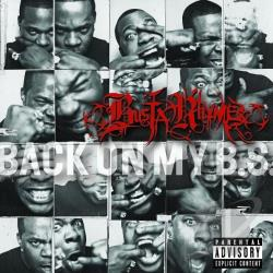 Busta Rhymes - Back on My B.S. CD Cover Art