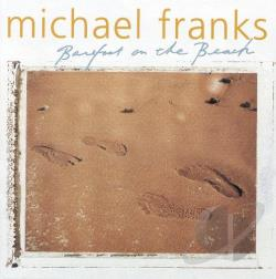 Franks, Michael - Barefoot on the Beach CD Cover Art
