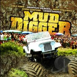 Ford, Colt - Mud Digger CD Cover Art