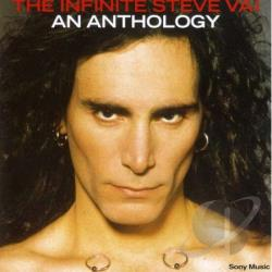 Vai, Steve - Infinite Steve Vai: An Anthology CD Cover Art