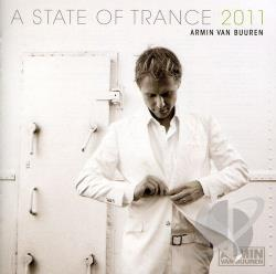 Van Buuren, Armin - State of Trance 2011 CD Cover Art