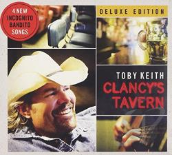 Keith, Toby - Clancy's Tavern CD Cover Art