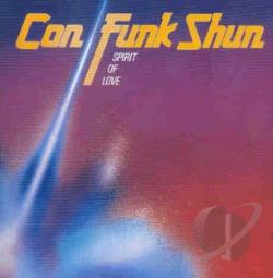 Con Funk Shun - Spirit of Love CD Cover Art