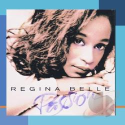 Belle, Regina - Passion CD Cover Art