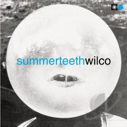 Wilco - Summerteeth CD Cover Art