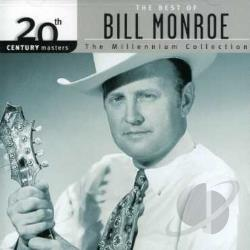 Monroe, Bill - 20th Century Masters - The Millennium Collection: The Best of Bill Monroe CD Cover Art