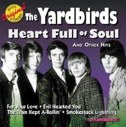 Yardbirds - Heart Full of Soul & Other Hits CD Cover Art
