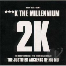 2K - Millenium  Ex.Klf CD Cover Art