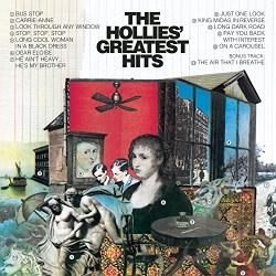 Hollies - Hollies' Greatest Hits CD Cover Art