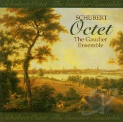 Schubert, F. - Schubert: Octet CD Cover Art