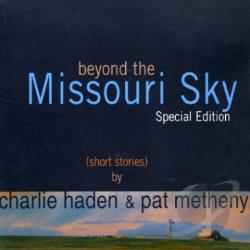 Haden, Charlie / Metheny, Pat - Beyond The Missouri Sky CD Cover Art