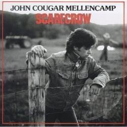 Mellencamp, John - Scarecrow CD Cover Art