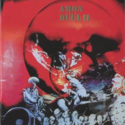Amon Duul - Tanz der Lemminge CD Cover Art