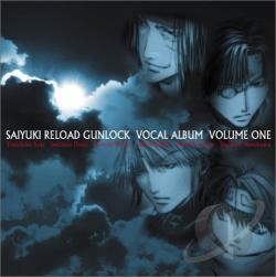 Saiyuki Reload Gunlock Vocal Album 1 - Animation Soundtrack CD Cover Art