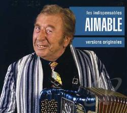 Aimable - Les Indispensables De Aimable CD Cover Art
