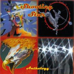 Shooting Star - Anthology CD Cover Art