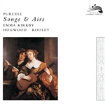 Hogwood / Kirby / Purcell / Rooley - Purcell: Songs & Airs CD Cover Art